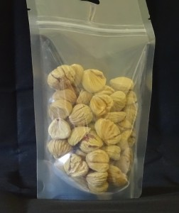 Dried Chestnuts
